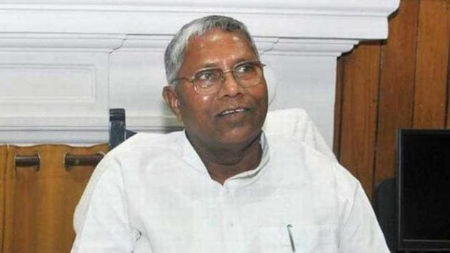 Uday Narayan Choudhary served as the speaker of the Bihar Legislative Assembly for ten years, from 2005-2015 and was associated with the JD (U) for close to 20 years.(Hindustan File Photo)