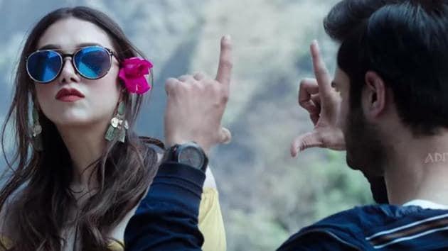 Sammohanam teaser: Aditi Rao Hydari and Sudheer Babu play the lead roles in this film.