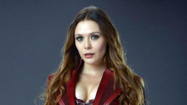 Elizabeth Olsen first appeared as Scarlet Witch in Avengers Age of Ultron