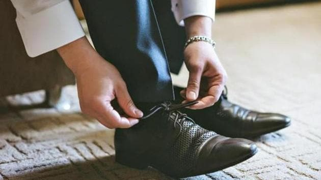 Read on for simple tips to store leather shoes.(Shutterstock)