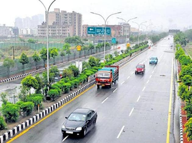 UP Expressways and Industrial Development Authority (UPEIDA) has been assigned the task to prepare the plan for remaining four highways.(HT File)