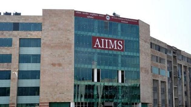 Out of the 20 All India Institute of Medical Sciences (AIIMS) across the country, six have already been established.(HT File Photo)