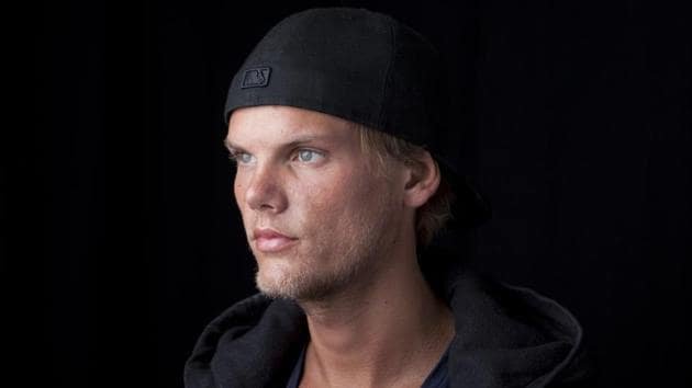 In this Aug. 30, 2013 file photo, Swedish DJ, remixer and producer Avicii poses for a portrait in New York.(Amy Sussman/Invision/AP)