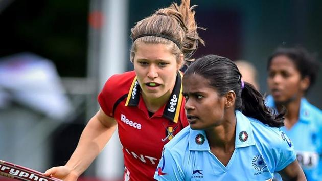 Sunita Lakra will lead the Indian women's hockey team in place of Rani Rampal, who has been rested for the Asian Champions Trophy which will be held in Donghae City, Korea.(AFP)