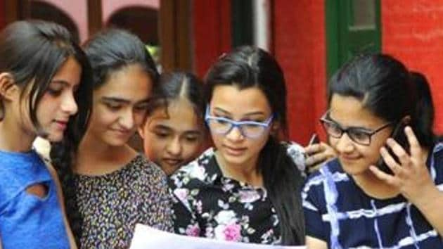 Manipur Board Class 12 result 2018: The Manipur Class 12 board exams were held in February this year.(Sushil Kumar/ HT photo)