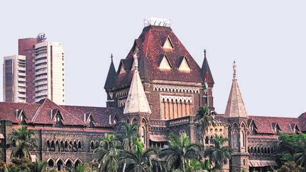 The Bombay HC was hearing a PIL about lack of adequate space in the its present complex at Fort.(HT PHOTO)
