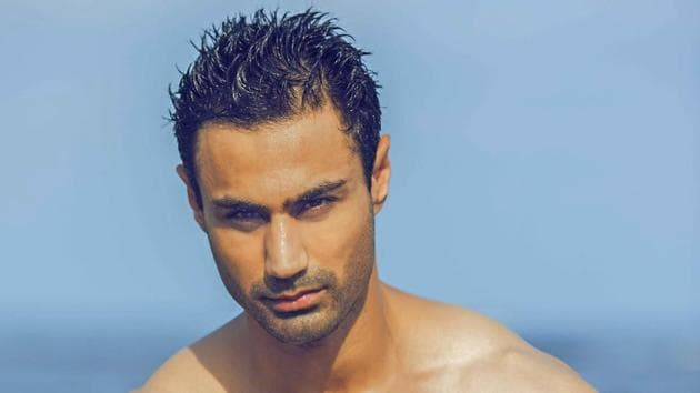 Model-turned-actor Karan Oberoi shares how the modelling industry has changed for good in the past few years.(HT Photo)