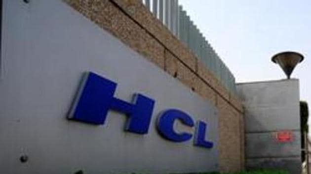 HCL Technologies does not provide a quarterly revenue outlook but the management expects dollar revenue to grow between 10.5% and 12.5% in 2018-19(Pradeep Gaur/Mint)