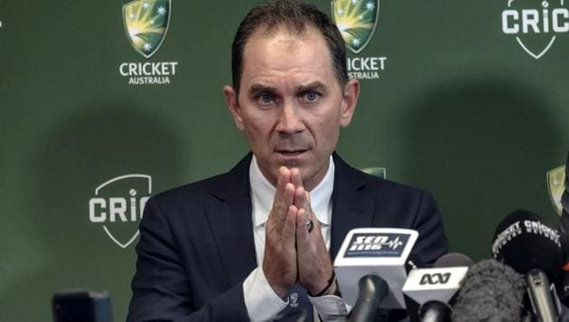 Justin Langer has been named as Australian cricket team's head coach on a four-year contract.(REUTERS)