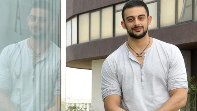 Apart from Bollywood, actor Arunoday Singh is also active in theatre.(Photo: Hindustan Times)