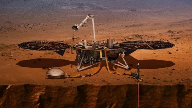 Future Kilopower systems could power human outposts on the moon and Mars, NASA said.(AP/Photo for representation)