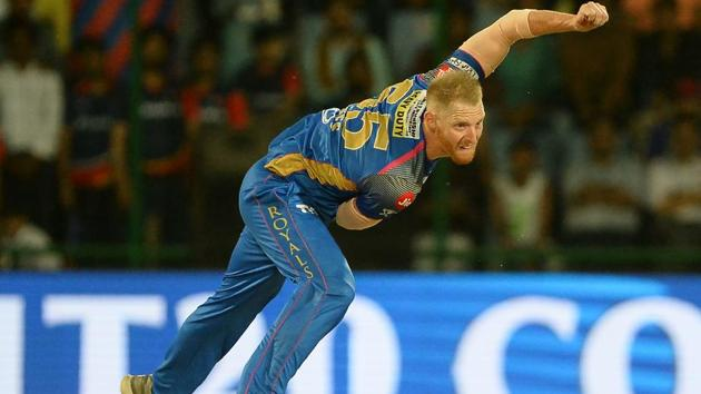 Rajasthan Royals' Ben Stokes is just one of many players who have failed to live up to their IPL 2018 auction price tags in the tournament.(AFP)