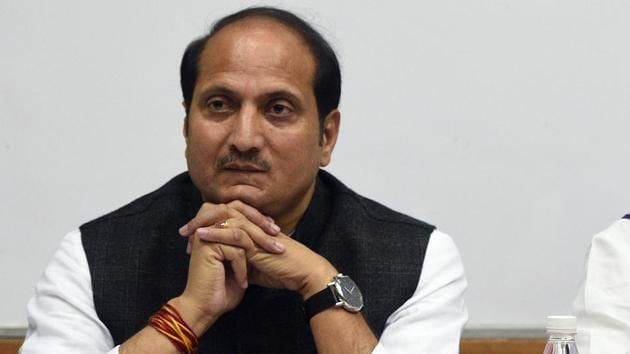 After Suresh Rana's visit to Aligarh's Lohagarh, there were reports that the minister may have taken his own food and water.(HT File Photo)