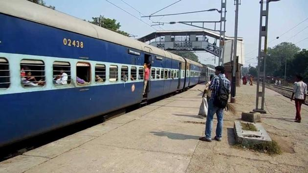 Highlighting the delay in trains, passengers have taken to social media on many occasions, posting pictures and sharing anecdotes about their experience.(Reuters File Photo)