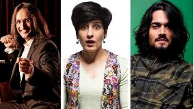 On World Laughter Day popular stand-up artists share jokes that has always worked or got them into trouble.