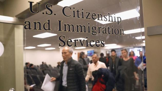 The policy memo allowed USCIS to demand additional detailed documents from employers who sent H-1B workers to third party work sites.(AFP File Photo)