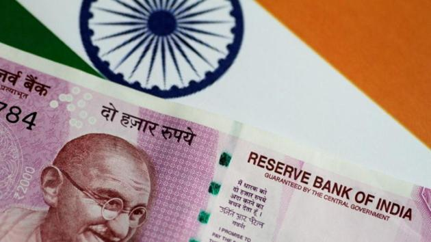 The rupee was trading one paisa higher against the US dollar at 62.63 in early morning deals on Friday.(Reuters File Photo)