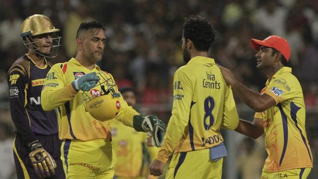 Pune has been playing host to Chennai Super Kings' home matches in IPL 2018(AP)