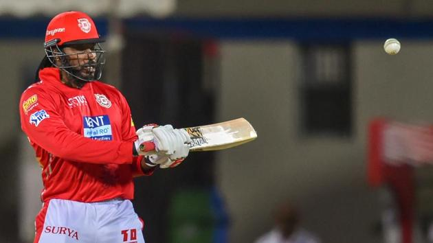 Kings XI Punjab opener scored 50 against Mumbai Indians in their IPL 2018 match on Friday.(PTI)