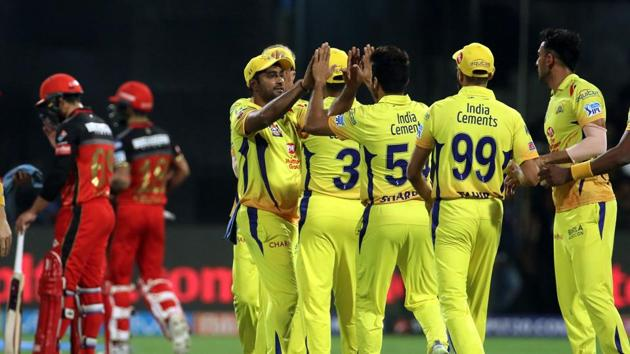 Chennai Super Kings will be determined to overcome their bowling woes against a Royal Challengers Bangalore side who will be aiming to come closer to a knock-out spot.(BCCI)