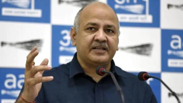 AAP's Punjab affairs in-charge and Delhi deputy chief minister Manish Sisodia(HT File)