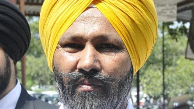 Khatta Singh(HT File)