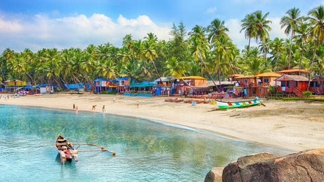 Goa is one of the country's top beach tourism destinations and attracts more than six million tourists every year.(Shutterstock)