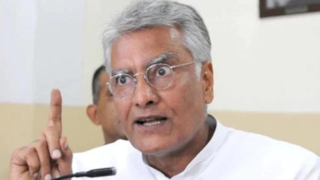 State Congress chief Sunil Jakhar