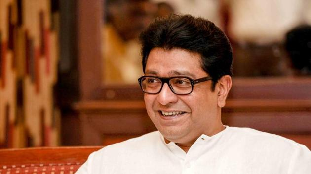 MNS chief Raj Thackeray visited Badlapur and Ambernath city in the early hours of Friday as part of his statewide tour, which he began on May 1 from Vasai.(HT FILE)