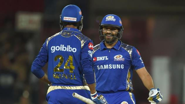 Live streaming of Mumbai Indians (MI) vs Kolkata Knight Riders (KKR), IPL 2018 match at the Wankhede Stadium, Mumbai is available online.(AFP)