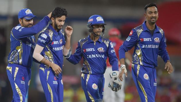 Mumbai Indians will look to keep alive their hopes of making to the IPL 2018 play-offs with a win over Kolkata Knight Riders.(AFP)