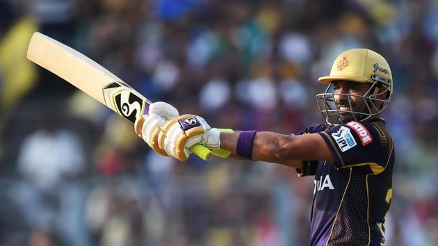 Robin Uthappa is a key Kolkata Knight Riders player in IPL 2018.(AFP)