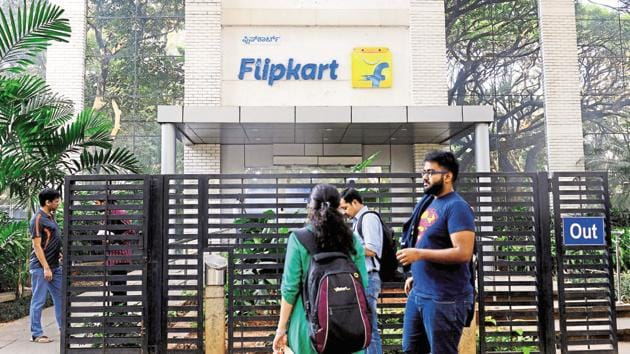 Flipkart's board has virtually given the green light to the sale to Walmart and the deal is expected to close in a few weeks.(Hemant Mishra/MInt File)