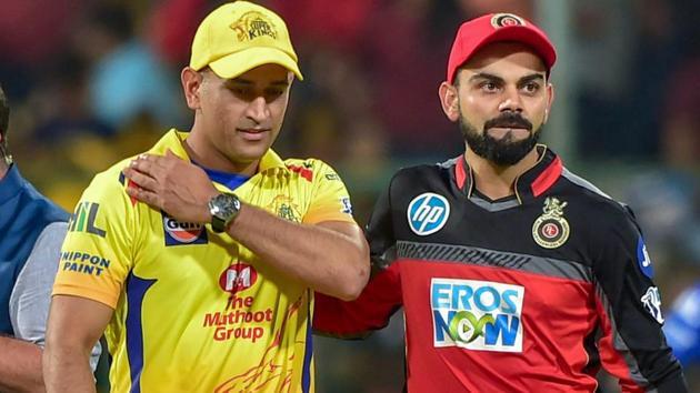 MS Dhoni's Chennai Super Kings (CSK) defeated Virat Kohli's Royal Challengers Bangalore (RCB) in their Indian Premier League (IPL) encounter on Saturday.(PTI)