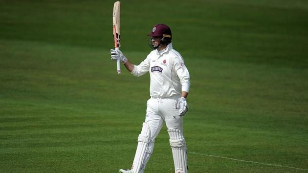 Marcus Trescothick could miss the rest of the county season with a broken foot.(Getty Images)