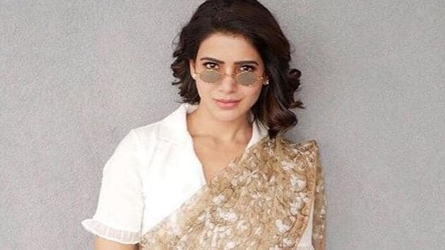 Samantha Akkineni opened up on being slut-shamed online, and how she reacted to it.