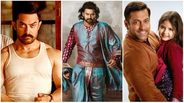 Baahubali 2 has earned less than Aamir Khan's Dangal on the second day at the Chinese box office.