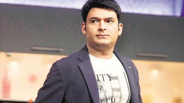 Kapil Sharma has touched such dizzying heights that there is no dearth of people who are simply bored of loving him, and want to hate him instead.(HT File)