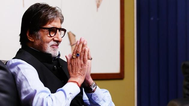 Amitabh Bachchan has been asking fans not to miss Badumbaa that is shown post-credits in his film, 102 Not Out.