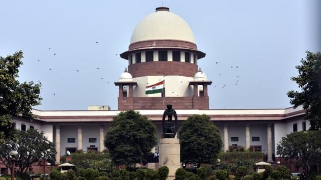 The Supreme Court held that live-in relationships were now even recognized by the Legislature and they had found a place under the provisions of the Protection of Women from Domestic Violence Act, 2005.(HT File Photo)