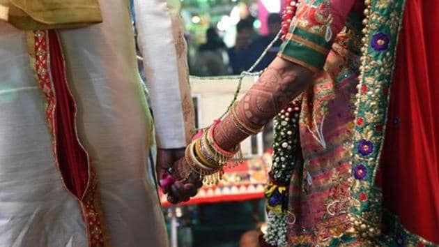 The government will provide special concessions such as fee waiver to children born out of intercaste and inter-religion marriages.(AFP/Photo for representation)