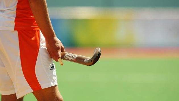 Punjab and Jharkhand won the men's junior and women's junior national hockey titles on Sunday.(Getty Images - photo only for representative purposes)