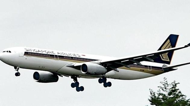 A Singapore Airlines Airbus.(AFP File Photo)