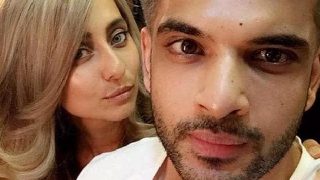 Actor Karan Kundrra opens up about spending quality time with girlfriend-VJ Anusha Dandekar.(Instagram)