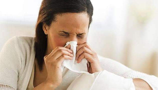 An increasing number of Mumbaiites are going to doctors with cough, cold, fever and upper respiratory tract infections.