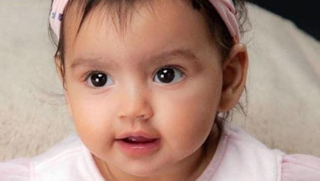 Radhya Takhtani is Dharmendra and Hema Malini's granddaughter.
