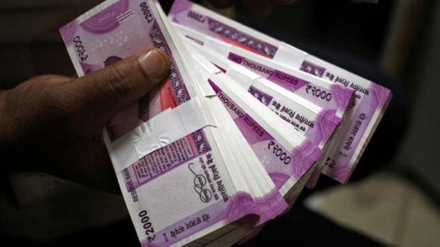 Surplus cash held by banks dropped to Rs 380 billion as of May 3 from a 1.1-trillion-rupee high in April, according to the Bloomberg Economics India Banking Liquidity Index.(Reuters File Photo)