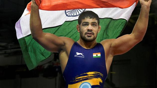 Indian wrestlers are awaiting foreign coaches ahead of the 2018 Asian Games to be held in Jakarta.(PTI)
