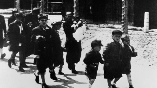 Some 1.1 million people, most of them European Jews, perished between 1940 and 1945 in the Auschwitz-Birkenau camp before it was liberated by Soviet forces.(Getty Images/File)