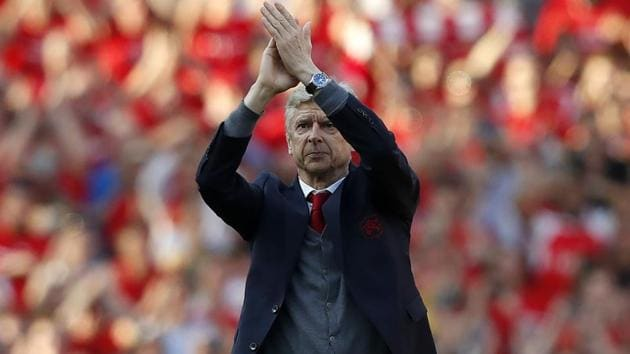 Arsene Wenger won three Premier League titles and seven FA Cups with Arsenal.(AFP)